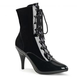Pleaser DIVINE-1020 3 Inch Heel Ankle Boot