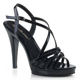 Fabulicious Womens Flair-408 Ankle-Strap Sandal